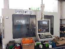 Machining Center - Universal SPINNER MVC 1000 2013 photo on Industry-Pilot