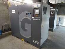 Screw air compressor Atlas Copco photo on Industry-Pilot