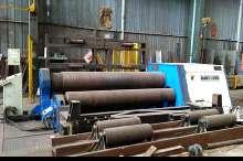 Plate Bending Machine - 3 Rolls DAVI  MCB 2543 фото на Industry-Pilot