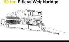 Delaere 50 ton pitless weighbridge фото на Industry-Pilot