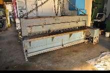 Hydraulic guillotine shear  Ras 2500 x 4 mm photo on Industry-Pilot