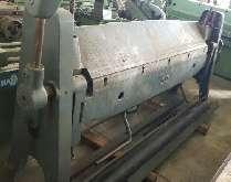 Листогиб с поворотной балкой FASTI Gr. 5 2040x1,5 фото на Industry-Pilot