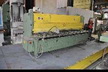 Hydraulic guillotine shear  Ras 2600 x 4 mm фото на Industry-Pilot