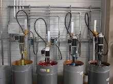 Betz P 100-2L Betz 4 Pneumatische Farbpumpen P 100-2L für 200kg Fässer photo on Industry-Pilot