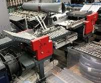 Фальцевальная машина Eurofold 245-235 Eurofold 245-235 2&215;2 Taschen-Falzmaschine mit langer motorischer Auslage фото на Industry-Pilot