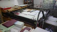 Screen printing machine Thieme AlfraPlan 100&215;140 фото на Industry-Pilot