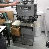 Hohner Accord 25-40 Hohner Accord 25-40 Doppelkopf &8211; Drahtheftmaschine mit zusätzlichem Umbaukit für Ringösen Heftungen фото на Industry-Pilot