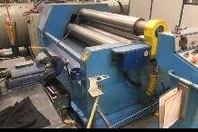 Plate Bending Machine - 3 Rolls Haeusler Swiss VRM HY 1500 x 12 / 10 фото на Industry-Pilot