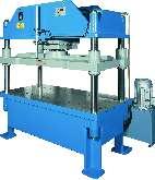 Single column Press - Hydraulic SICMI PSQ 70 A фото на Industry-Pilot