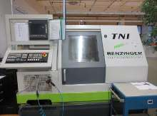 CNC Turning Machine - Inclined Bed Type BENZINGER TNI-B2 фото на Industry-Pilot