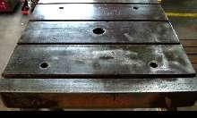 Крепёжная плита AUFSPANNPLATTE 935 x 935 фото на Industry-Pilot