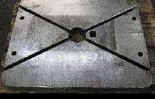 Крепёжная плита AUFSPANNPLATTE 940 x 745 фото на Industry-Pilot