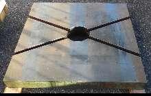 Крепёжная плита AUFSPANNPLATTE 975 x 975 фото на Industry-Pilot