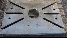 Крепёжная плита AUFSPANNPLATTE 990 x 670 фото на Industry-Pilot