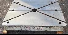 Крепёжная плита AUFSPANNPLATTE 1000 x 705 фото на Industry-Pilot