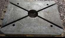 Крепёжная плита AUFSPANNPLATTE 1060 x 760 фото на Industry-Pilot