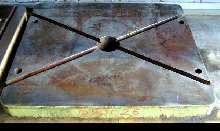 Крепёжная плита AUFSPANNPLATTE 1100 x 900 фото на Industry-Pilot