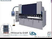 Press Brake hydraulic KK-Industries CNC 30160 3 Achsen (Y1-Y2-X Axis) photo on Industry-Pilot