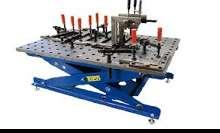 Сварочный стол TEMPO SST 65-105/35S 1400 x 900 mm Höhe Flexibel  фото на Industry-Pilot