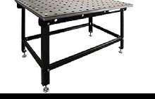 Сварочный стол TEMPO SST 80/35 M 2480 x 1230 mm  фото на Industry-Pilot