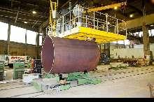 Сварочный аппарат - продольный и круговой шов Uhrhan & Schwill LSAW/CSAW фото на Industry-Pilot