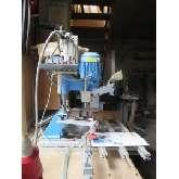 Станок для сверления отверствий под шканты Beschlagbohrmaschine Hettich Bluemax 8-FS фото на Industry-Pilot