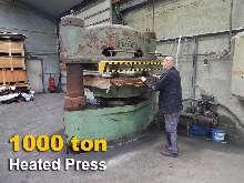 Двухстоечный пресс - гидравлический Svit 1000 ton heated press фото на Industry-Pilot