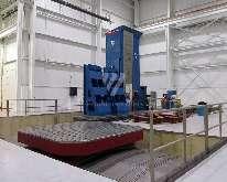 Горизонтальный расточный станок с неподвижной плитой Fermat WRF 160 фото на Industry-Pilot
