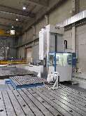 Горизонтальный расточный станок с неподвижной плитой UNION PR 160 CNC купить бу