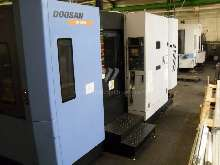 Обрабатывающий центр - горизонтальный Doosan HP 5500 купить бу