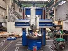 Карусельно-токарный станок - двухстоечный TOS Hulín SK 12 CNC фото на Industry-Pilot