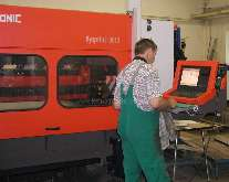 Laser Cutting Machine Bystronic Bysprint 3015 182074 photo on Industry-Pilot