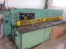 Hydraulic guillotine shear  Stroje a zariadenia Piesok s.r.o. NTE 3150/6,3 191987 photo on Industry-Pilot