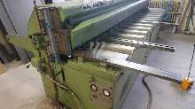 Hydraulic guillotine shear  Helmut Lotze 3000/4 photo on Industry-Pilot