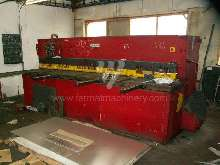 Hydraulic guillotine shear  Stroje a zariadenia Piesok s.r.o. NTE 3150/6,3 photo on Industry-Pilot