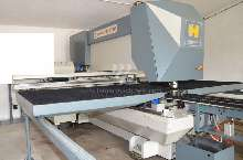 Turret Punch Press HACO QMATIC 130 DTRH фото на Industry-Pilot