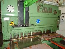 Hydraulic guillotine shear  CMU 1EO 1215/20 photo on Industry-Pilot