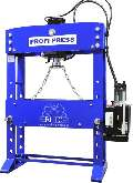 Tryout Press - hydraulic RHTC 100 TON M/H - M/C-2 2019 фото на Industry-Pilot