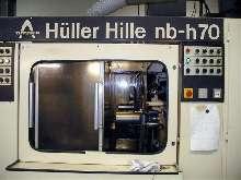 Обрабатывающий центр - горизонтальный HÜLLER HILLE nbh 70 фото на Industry-Pilot