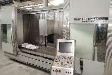 Обрабатывающий центр - горизонтальный DECKEL-MAHO DMF 220 Linear купить бу