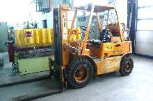 4-wheel forklifts CLARK CY 60 photo on Industry-Pilot