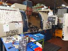 Machining Center - Vertical SPINNER VC 1300 photo on Industry-Pilot