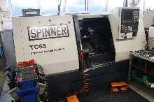 Токарный станок с ЧПУ SPINNER TC 65 MC фото на Industry-Pilot