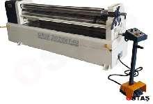 3-вальц. листогибочная машина OSTAS ORM 2570 x 2,5/3,5 фото на Industry-Pilot