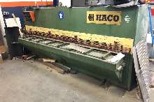 Hydraulic guillotine shear  HACO TS 306 photo on Industry-Pilot