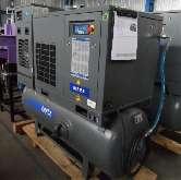 Винтовой компрессор Hertz HGS 15 F купить бу