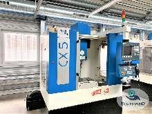 Обрабатывающий центр - вертикальный HURON CX5 фото на Industry-Pilot
