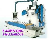 Продольно-фрезерный станок - универсальный Zayer X: 2700 - Y: 1200 - Z: 1000 mm CNC фото на Industry-Pilot