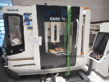 Machining Center - Vertical DMG MORI CMX 70 U photo on Industry-Pilot