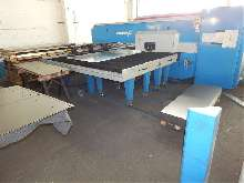 Turret Punch Press Finn Power F6 SUV photo on Industry-Pilot